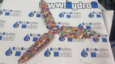 hidroimpresion objetos